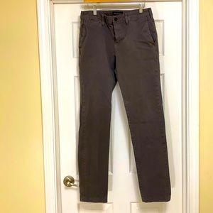 New American Eagle khaki men's pants 31 x 34 Gray